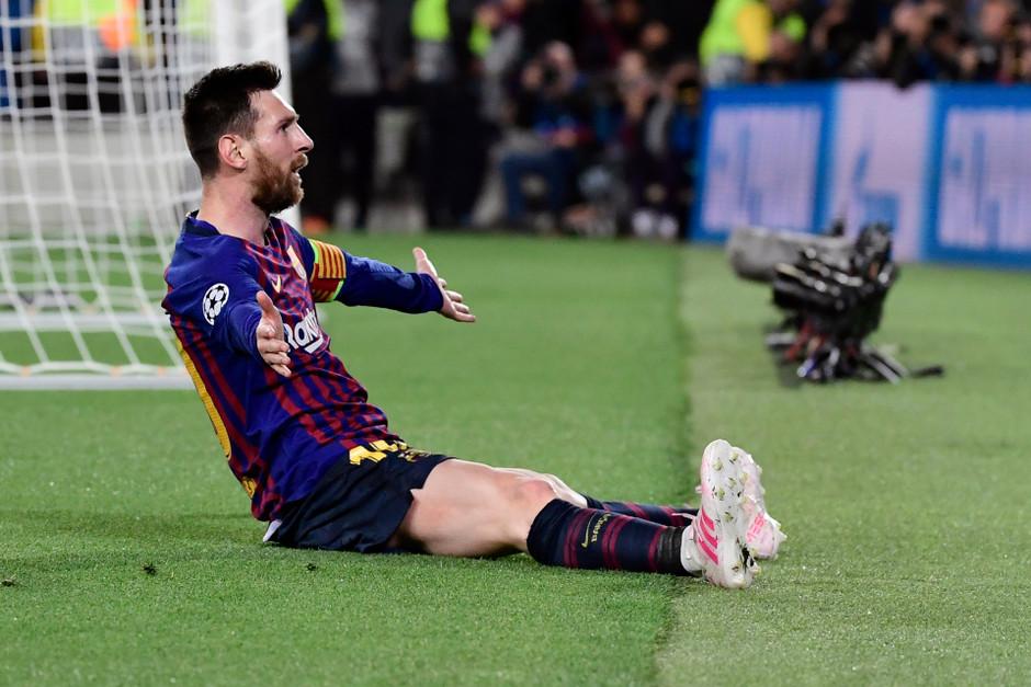 Lionel Messi: Prestigiul Semifinalelor UCL