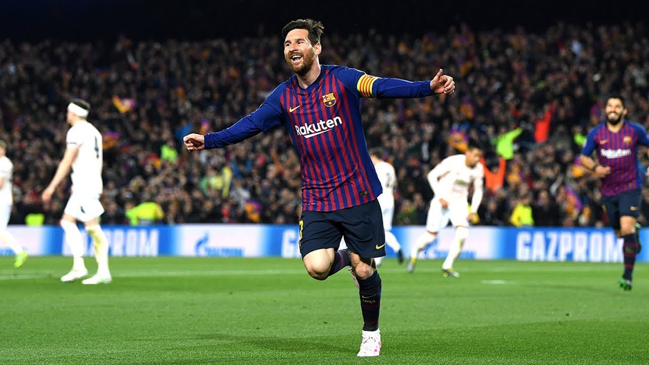Superlativul Messi Si Dramatismul La Cote Maxime