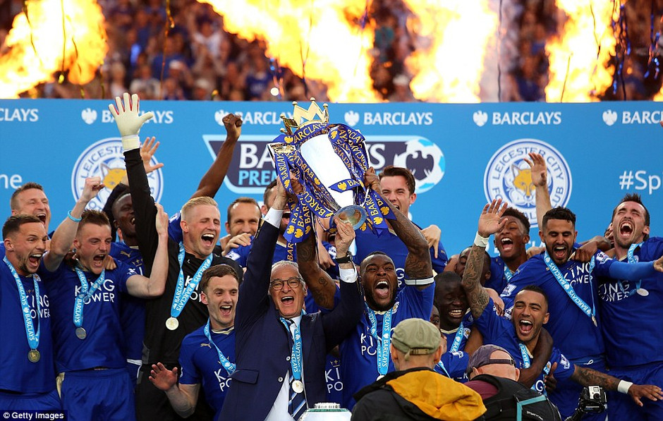 Leicester City 2015/16: Impossible Is Nothing