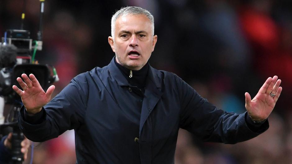 Jose Mourinho Si Polemicile De Rigoare