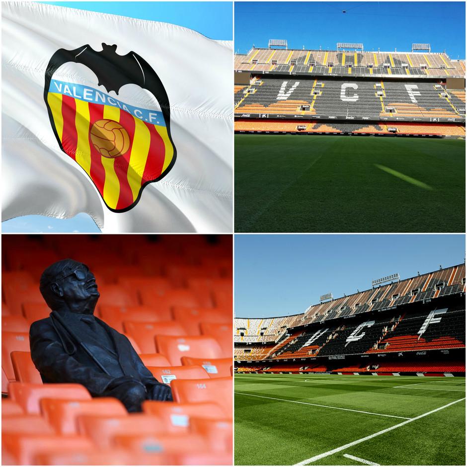 Un Tur pe Estadio Mestalla