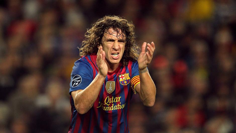 Puyol: Ingerul Pazitor al Barcelonei