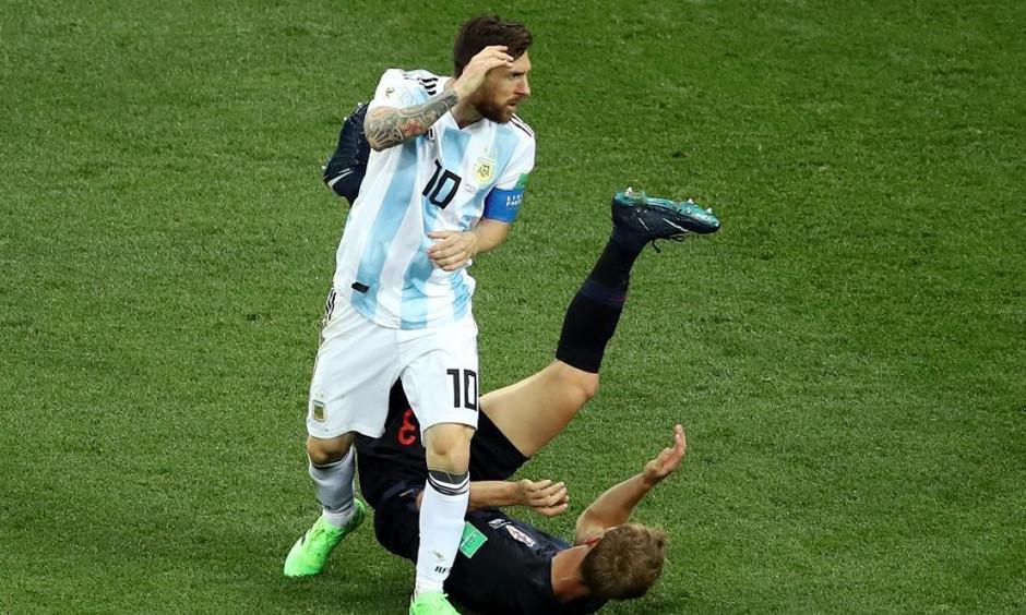 Argentina- Dezamagire Mondiala