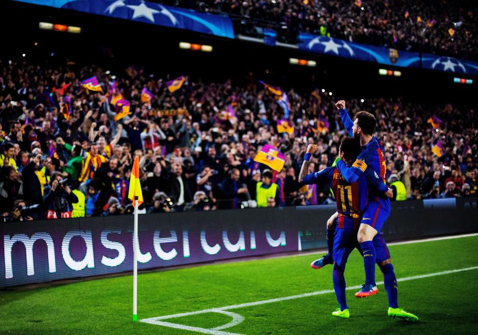 Reveniri Istorice: Barcelona-PSG