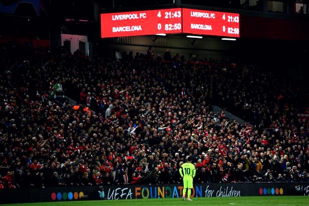 Meciuri de Poveste: Liverpool-Barcelona 4-0 (2019)
