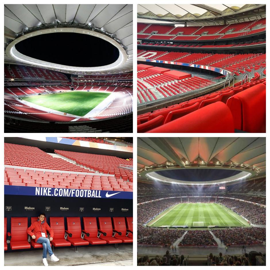 Un Tur pe Wanda Metropolitano