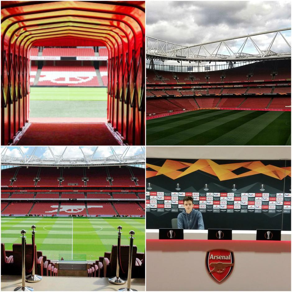 Un Tur pe Emirates Stadium