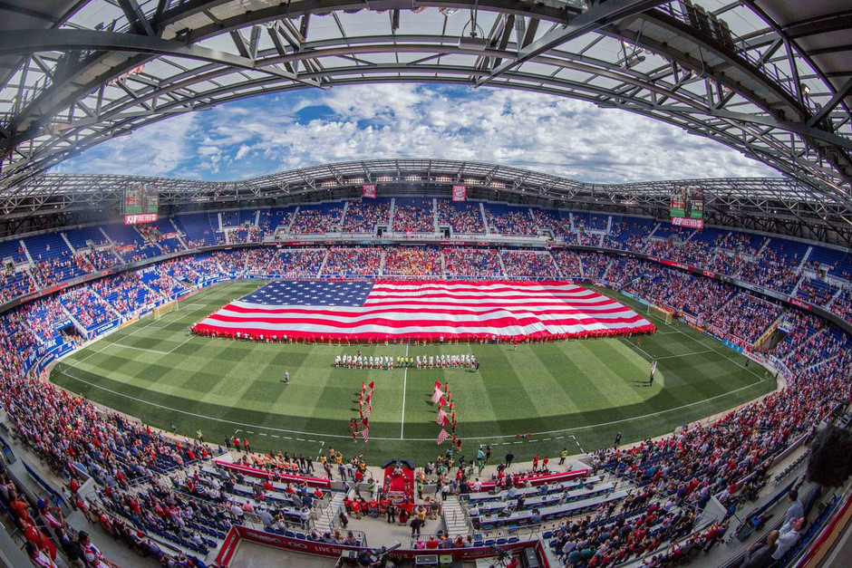 Fotbalul In Statele Unite