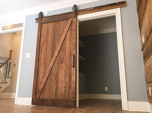 """""""Vanguard"""" Sliding Barn Door"""