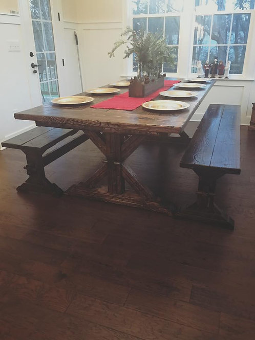 """""""X-Factor"""" Dining Bench"""