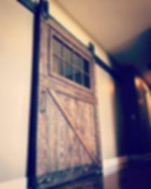 CustomBarn Door _ RMC Chocolate
