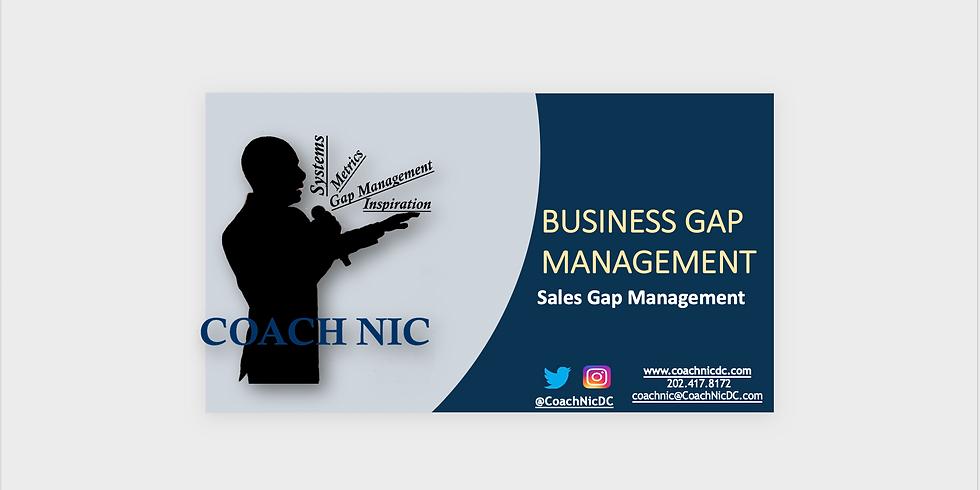Sales Gap Management