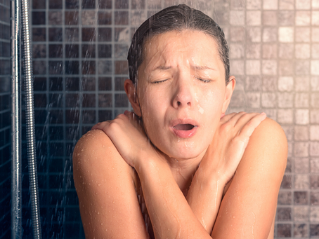 How to take a Healthy Shower