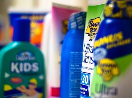 IS YOUR SUNSCREEN SAFE?