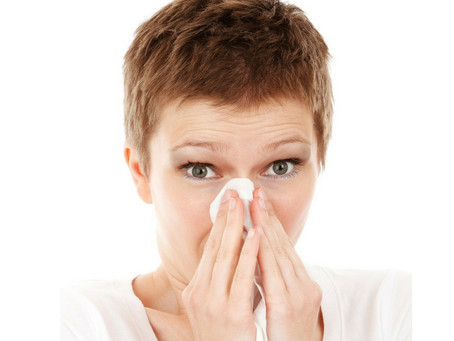 Start Fighting Fall Allergies from the Inside Out