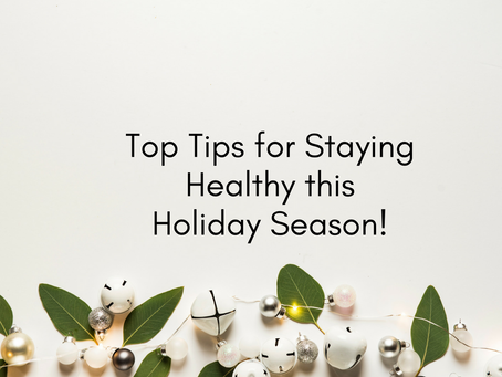 Healthy Holiday Guide for Mind, Body, and Spirit