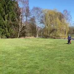 Der Platz im Golfpark Soltau
