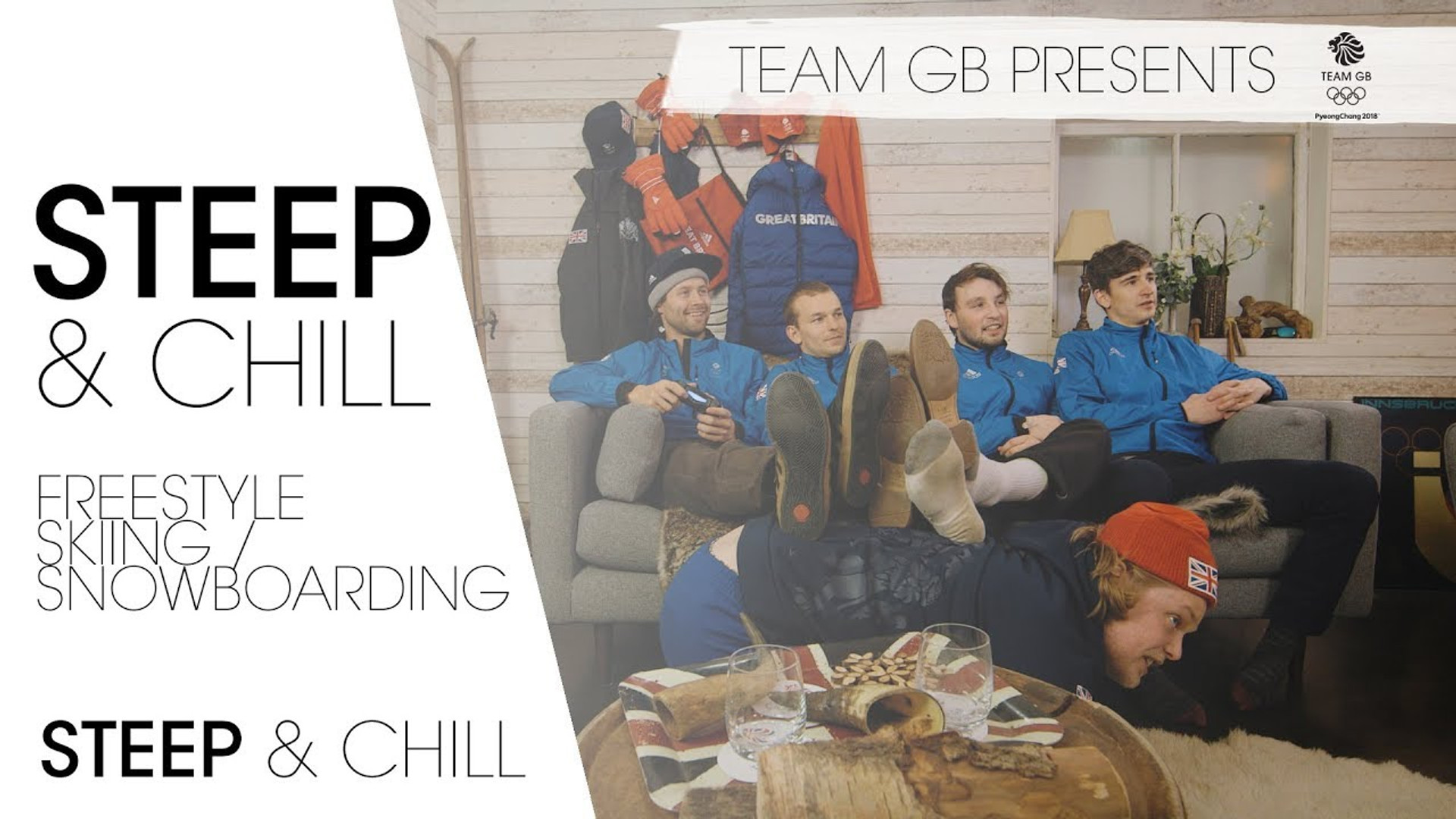 Steep & Chill // Freestyle Team