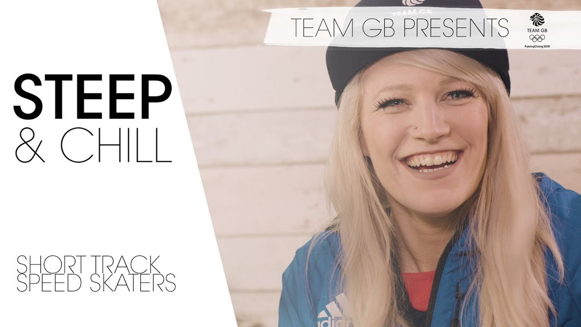Steep & Chill // Elise Christie