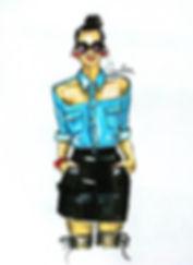dizan odjeće moda