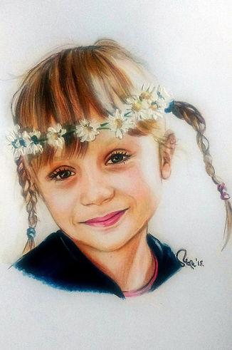 Portret karikatura crtež poklon