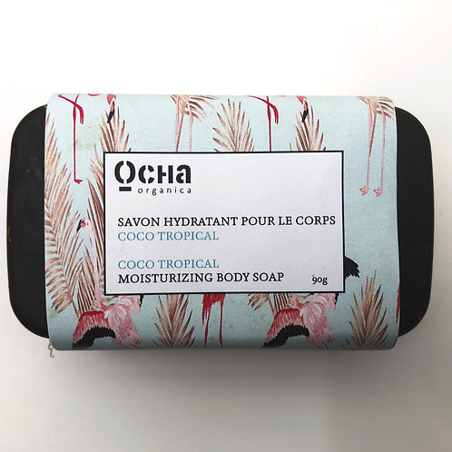 Moisturizing Body Saop COCO TROPICAL