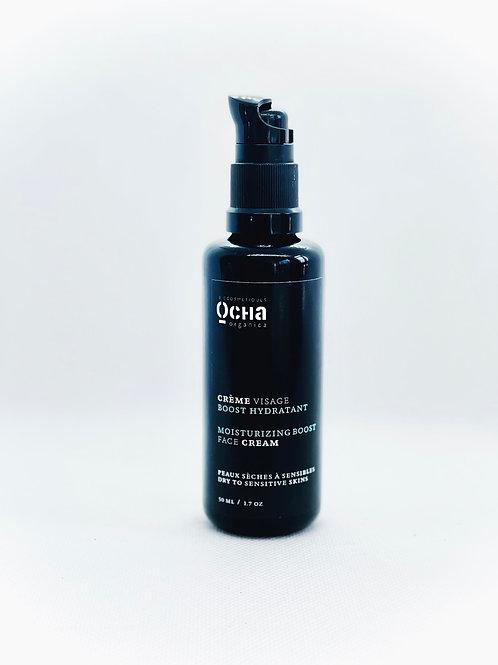 MOISTURIZING BOOST Face Cream (dry or sensitive skin)