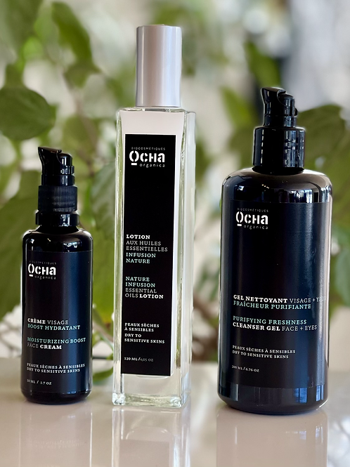 Dry or Sensitive Skin BEAUTY RITUAL