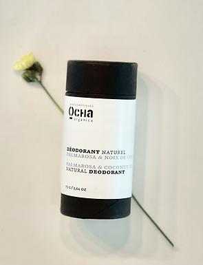 Natural Deodorant PALMAROSA