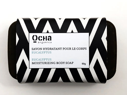 Moisturizing Body Soap EUCALYPTUS