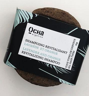 Revitalizing Shampoo LAVENDER AND ORANGE