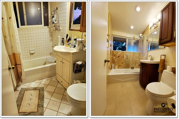Charming Bathroom Remodel