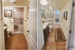 Dazzling Bathroom Remodel