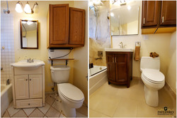 Charming Bathroom Remodel