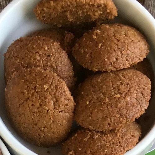 Cookie da Vovó lembrança de infância