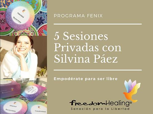Programa de 5 sesiones
