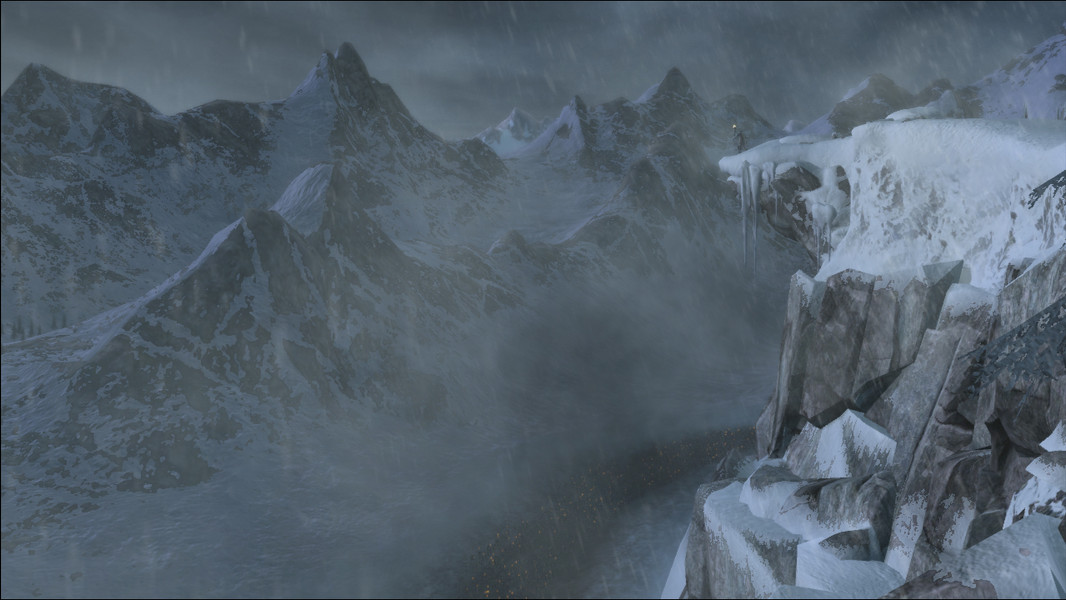 War in the North, Mountain Pass