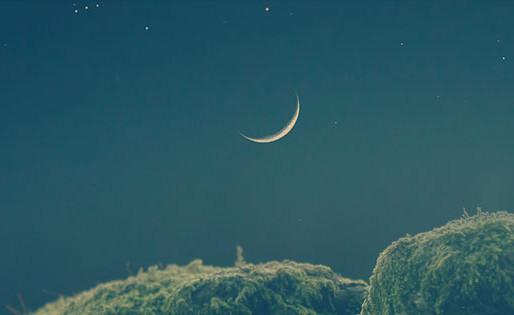 Lua minguante e o arquétipo de renascimento.