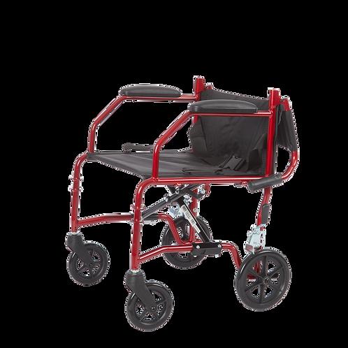 "Lifestyle Superlite 19"" Aluminum Companion Chair"