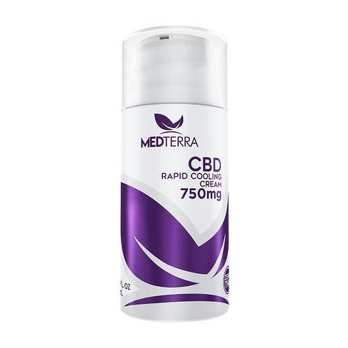 750 mg Cooling Cream 3.4 oz