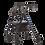 Thumbnail: Lifestyle Royal Universal - Aluminum 4 Wheel with Universal Height Adjustment