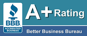 Better Business Bureau A+ Rating for R&R Construction Group