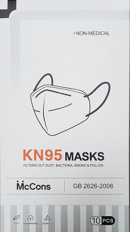 McCons KN95 Face Masks