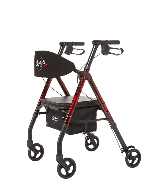 Lifestyle Royal Universal - Aluminum 4 Wheel with Universal Height Adjustment