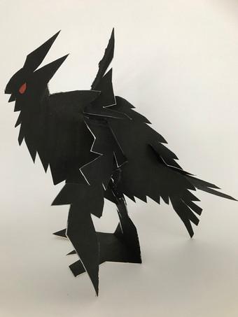 Paper Bird 2020