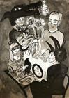 Art In Isolation: Family Portrait  2020