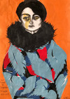 Self Portrait As Johanna Staude 1917-2017