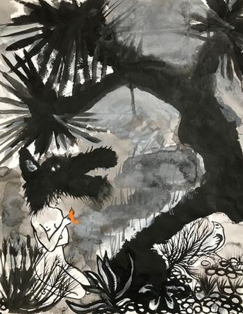 Art In Isolation: Little Bird 2020