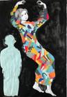 Self Portrait As A Klimt 2018