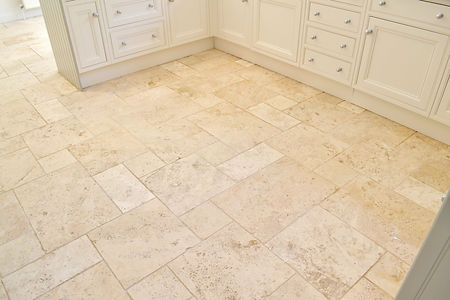 Limestone floor cleaning Windlesham Surr